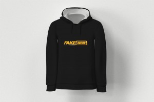 Bluza FAKETRUCKER black