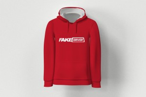 Bluza FAKETRUCKER red