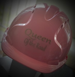 Kask ochronny Queen of the Road